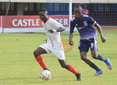 ICaps United, Herentals share spoils